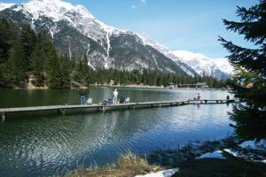 Weidachsee fishing in every season - equipment available on site